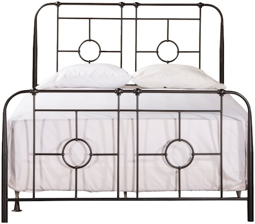 Hillsdale Metal Beds King Bed Set Frame Not Included