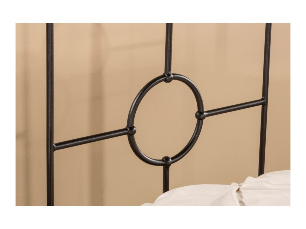 Hillsdale Metal BedsFull/Queen Headboard with Frame