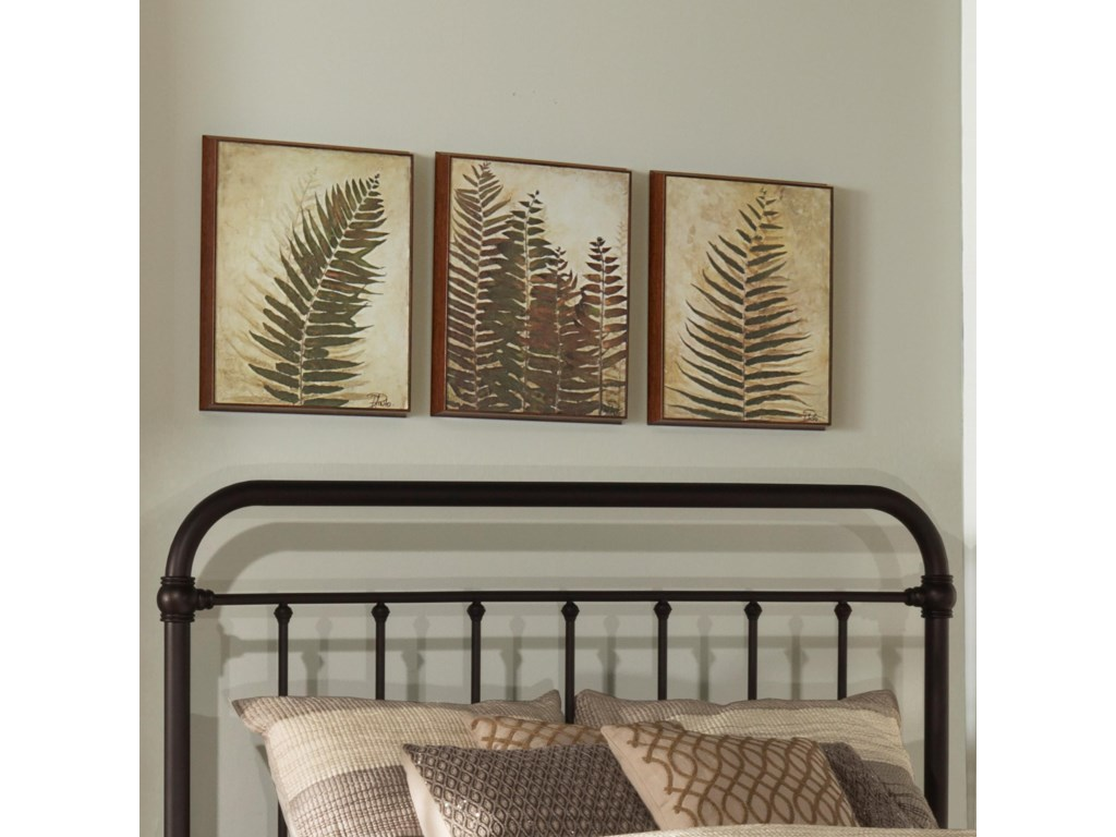 Morris Home Metal BedsFull/Queen Headboard
