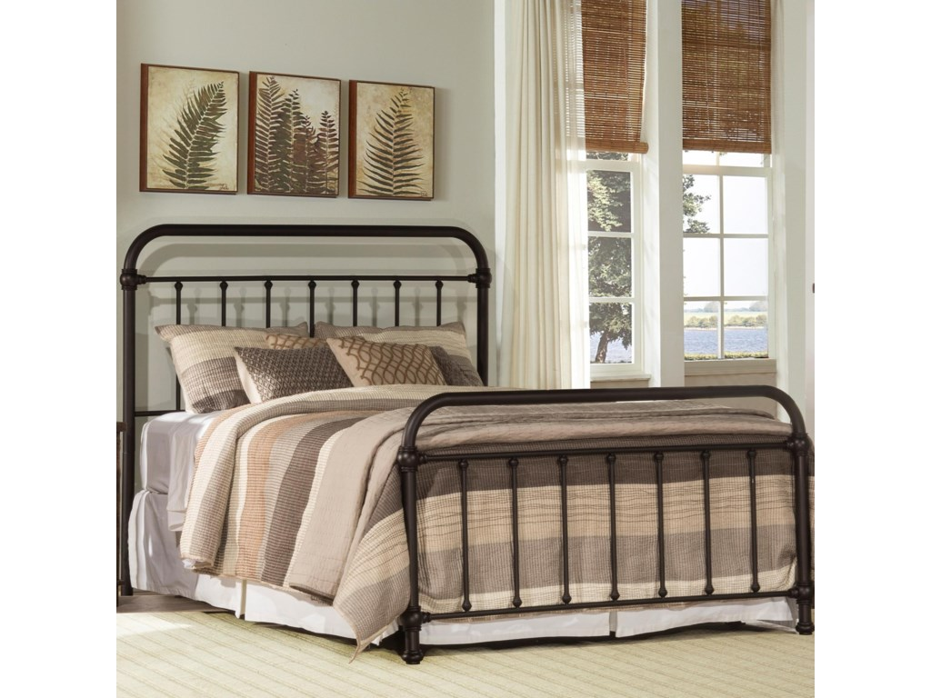 Hillsdale Metal BedsKing Metal Bed