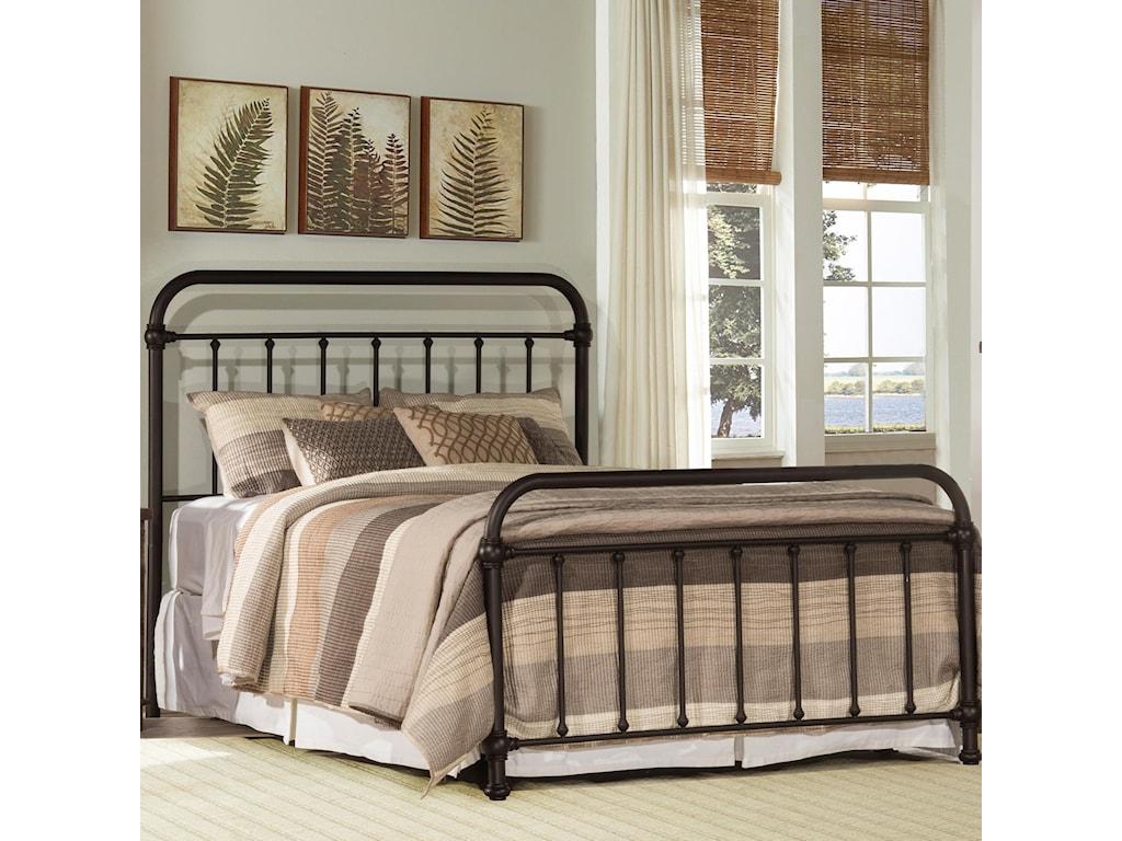 Hillsdale Metal BedsKing Metal Bed