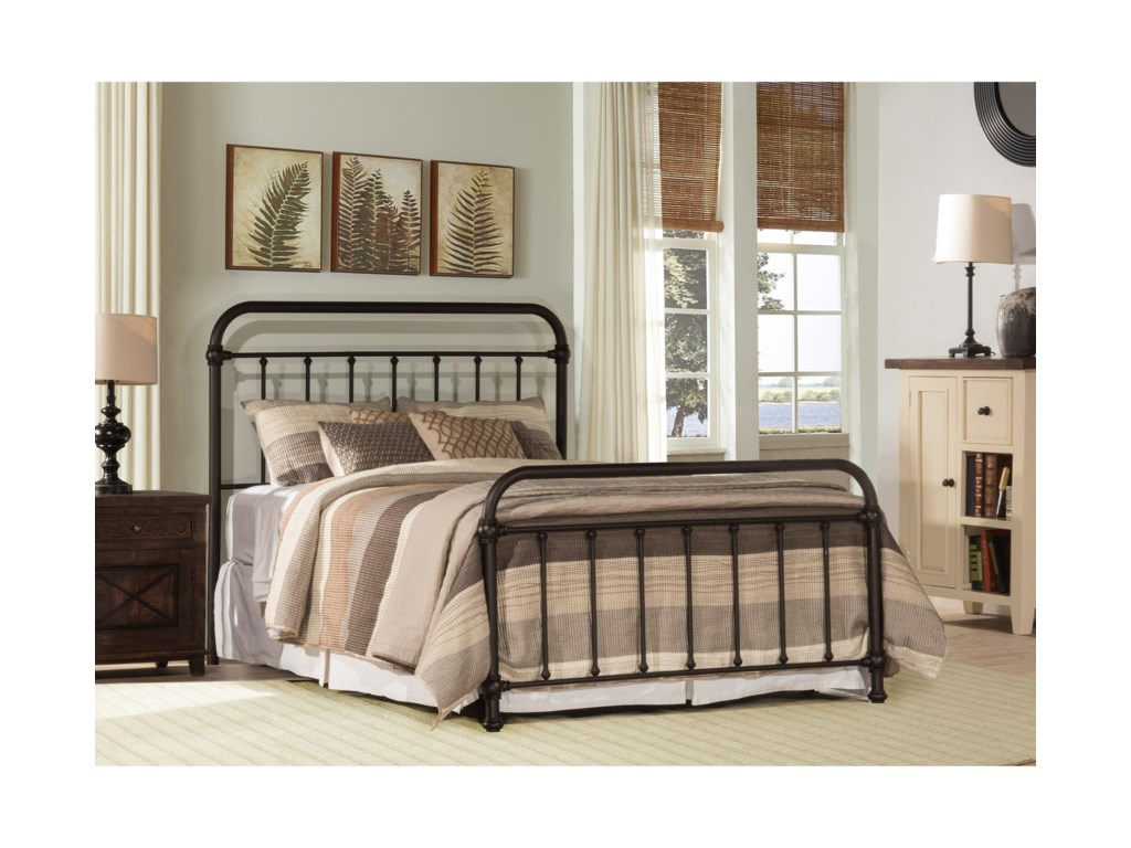 Hillsdale Metal BedsQueen Metal Bed