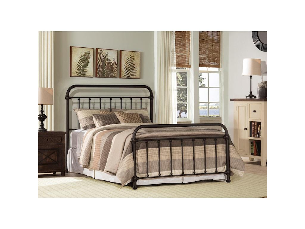 Hillsdale Metal BedsQueen Metal Bed