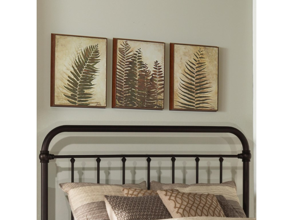 Hillsdale Metal BedsFull/Queen Metal Headboard