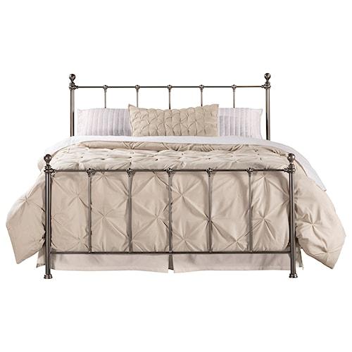 Hillsdale Metal Beds Full Bed Set - Bed Frame Included