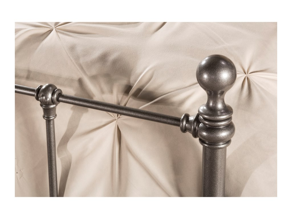 Hillsdale Metal BedsFull Bed Set