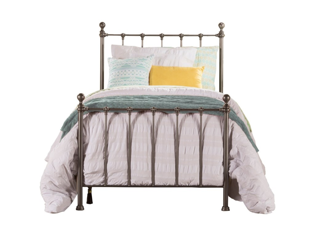 Hillsdale Metal BedsTwin Bed Set