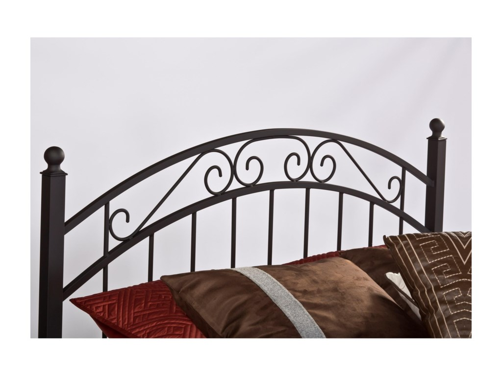 Hillsdale Metal BedsTwin Willow Headboard