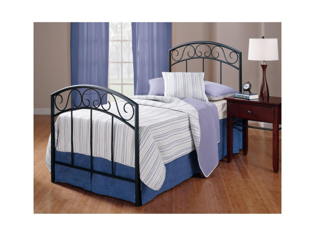 Hillsdale Metal BedsTwin Wendell Bed Set