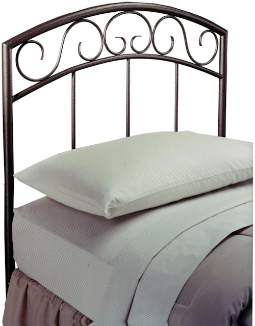Hillsdale Metal Beds Full/Queen Wendell Headboard - Rails not included