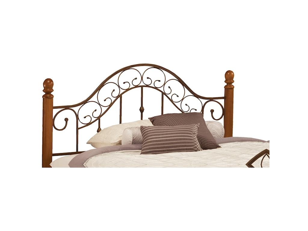 Morris Home Metal BedsFull/Queen San Marco Headboard