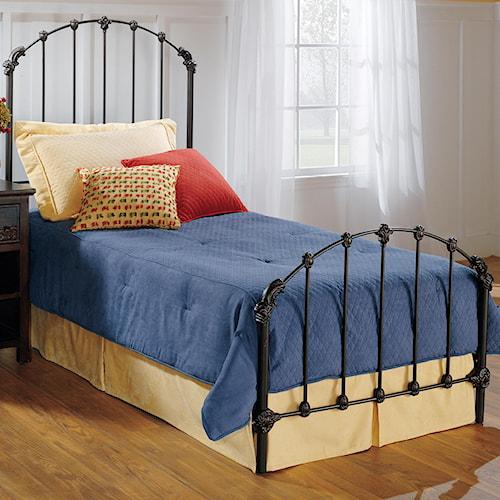 Hillsdale Metal Beds Twin Bonita Bed