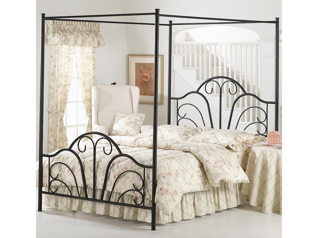 Hillsdale Metal BedsKing Dover Bed