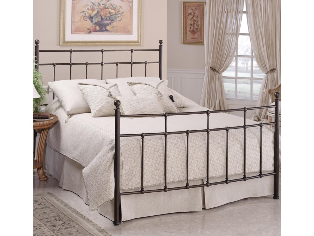 Hillsdale Metal BedsQueen Providence Bed