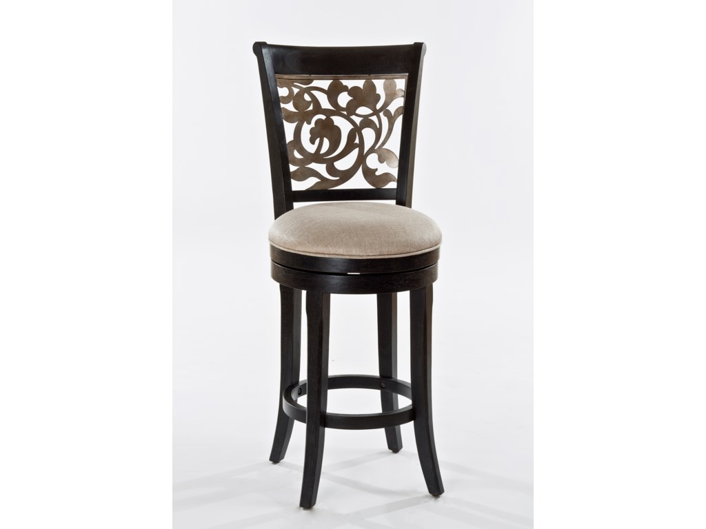 Hillsdale BenningtonSwivel Bar Stool