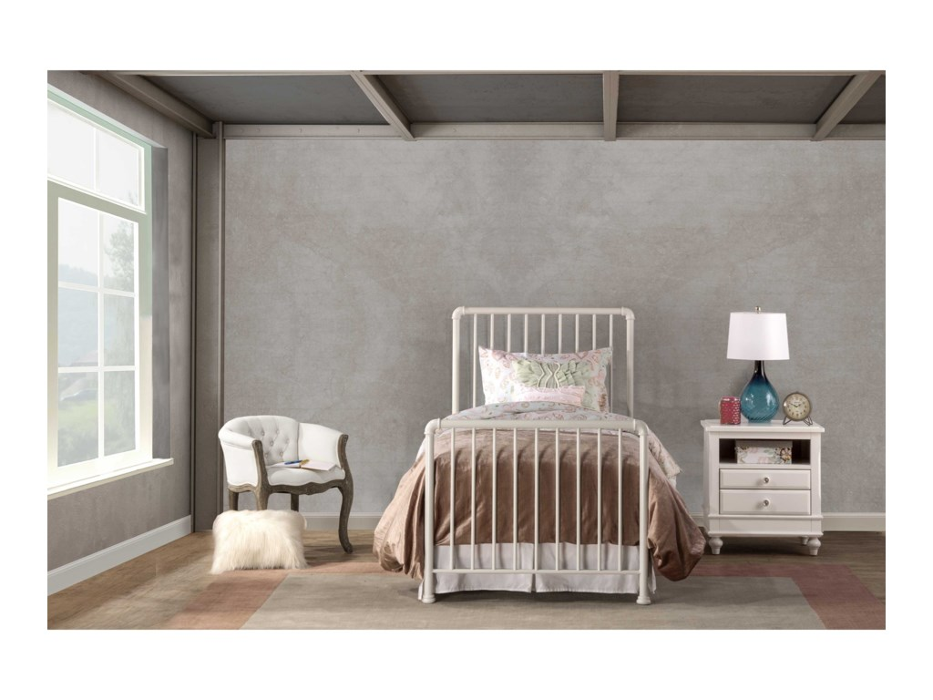 Hillsdale BrandiFull Bed Set, Frame Not Included