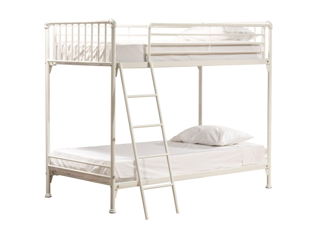 Hillsdale BrandiTwin/Twin Bunk Bed