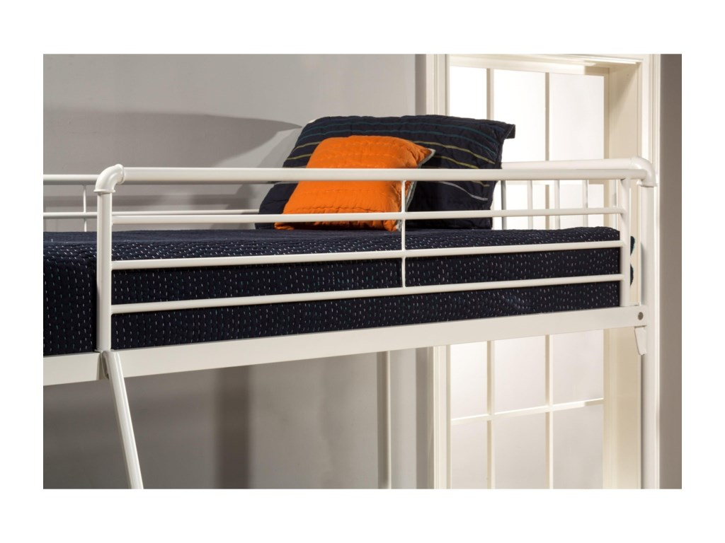 Hillsdale BrandiTwin/Full Bunk Bed