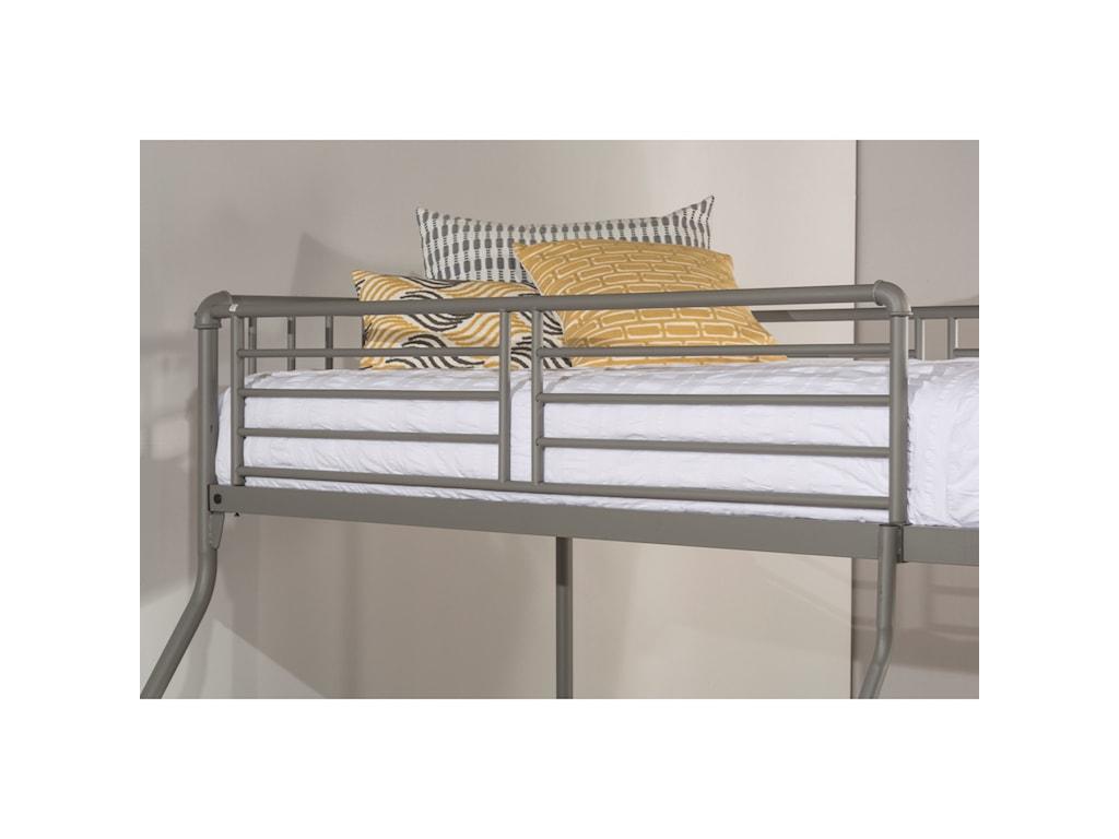 Hillsdale BrandiTwin/Full Bunk Bed