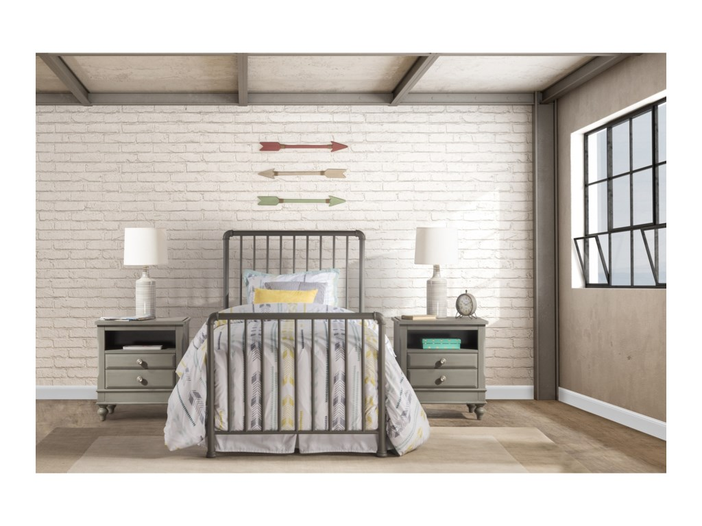 Hillsdale BrandiTwin Bed Set