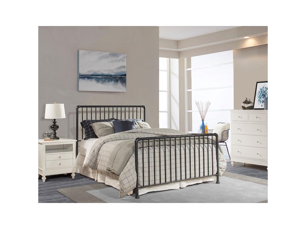 Hillsdale BrandiQueen Bed Set with Frame