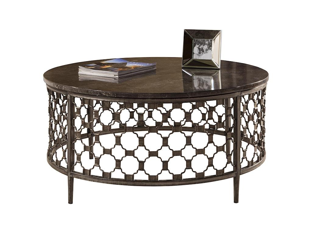 Hillsdale Brescello Round Coffee Table