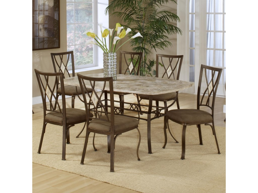 Shown with Rectangle Dining Table