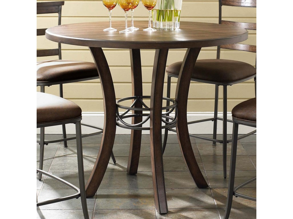 Hillsdale CameronRound Counter Height Table