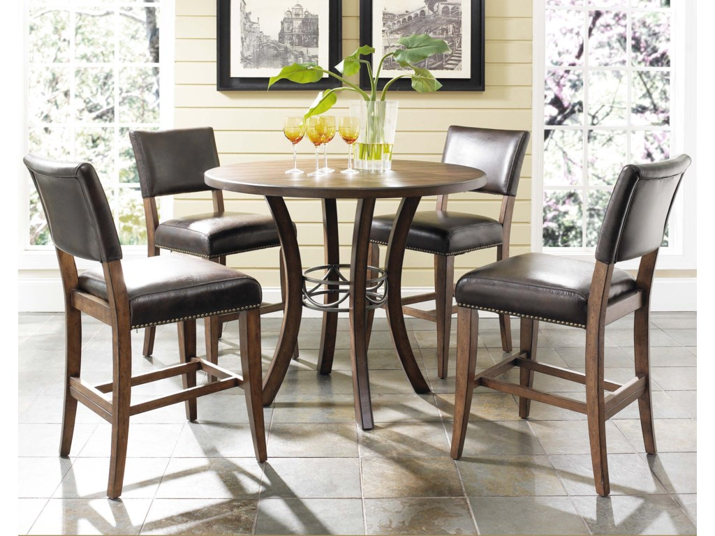 Shown with Parson Stools