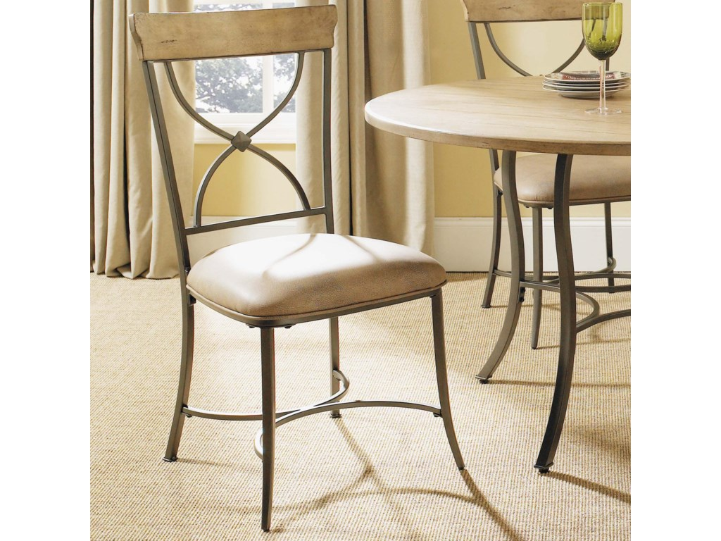 Hillsdale CharlestonX-Back Dining Chair