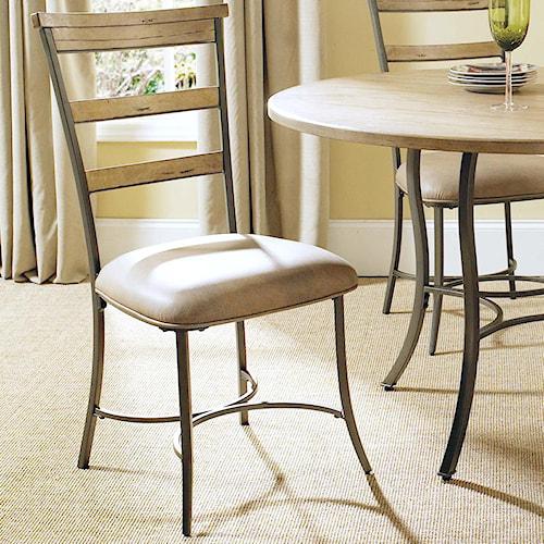 Hillsdale Charleston Ladder Back Dining Chair