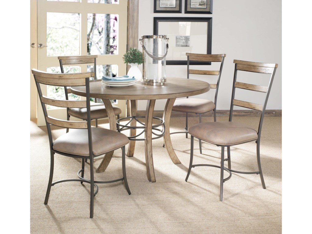 Shown with Ladder Back Dining Chairs