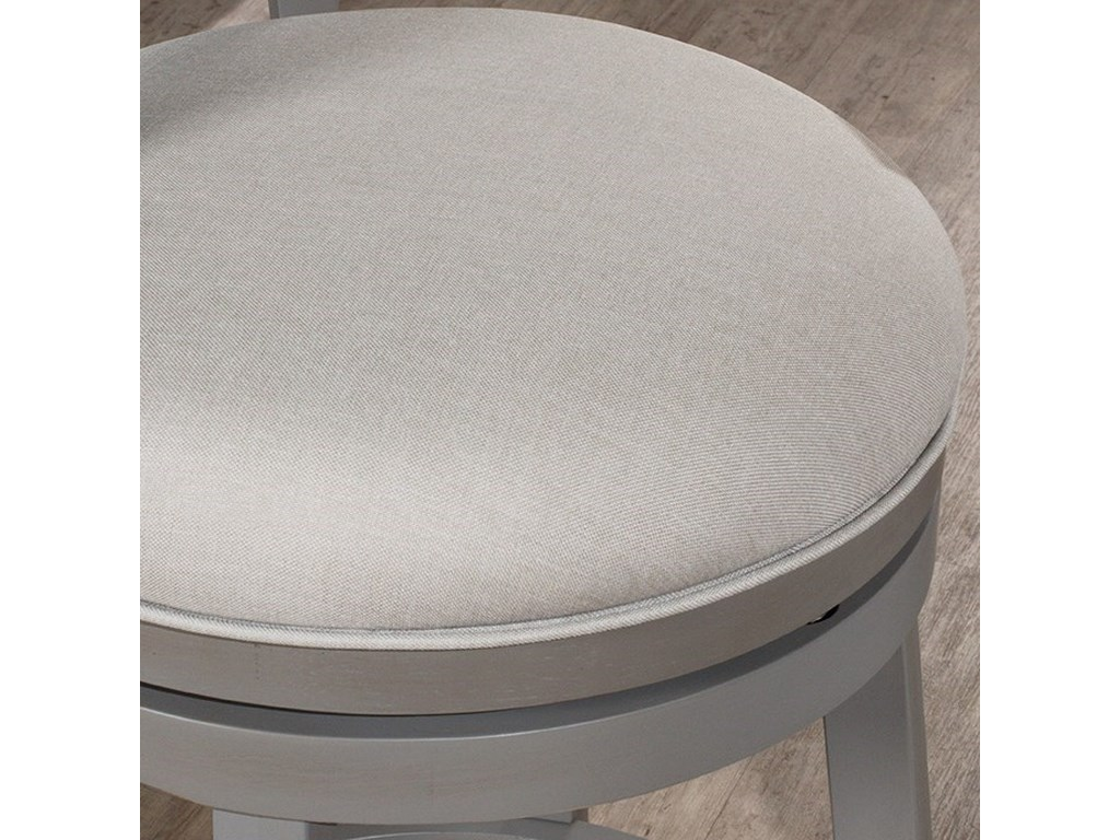 Hillsdale ClarionSwivel Counter Stool