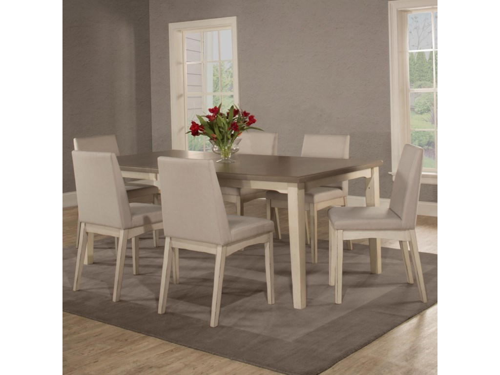 Hillsdale Clarion7-Piece Dining Set