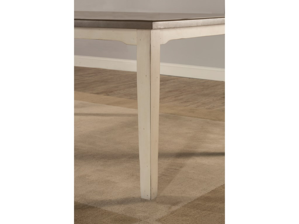 Hillsdale ClarionRectangle Dining Table
