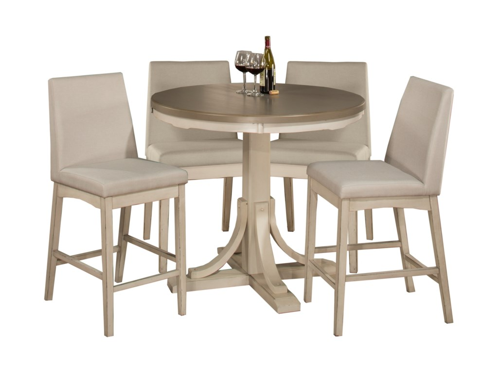 Hillsdale Clarion5-Piece Counter Height Dining Set
