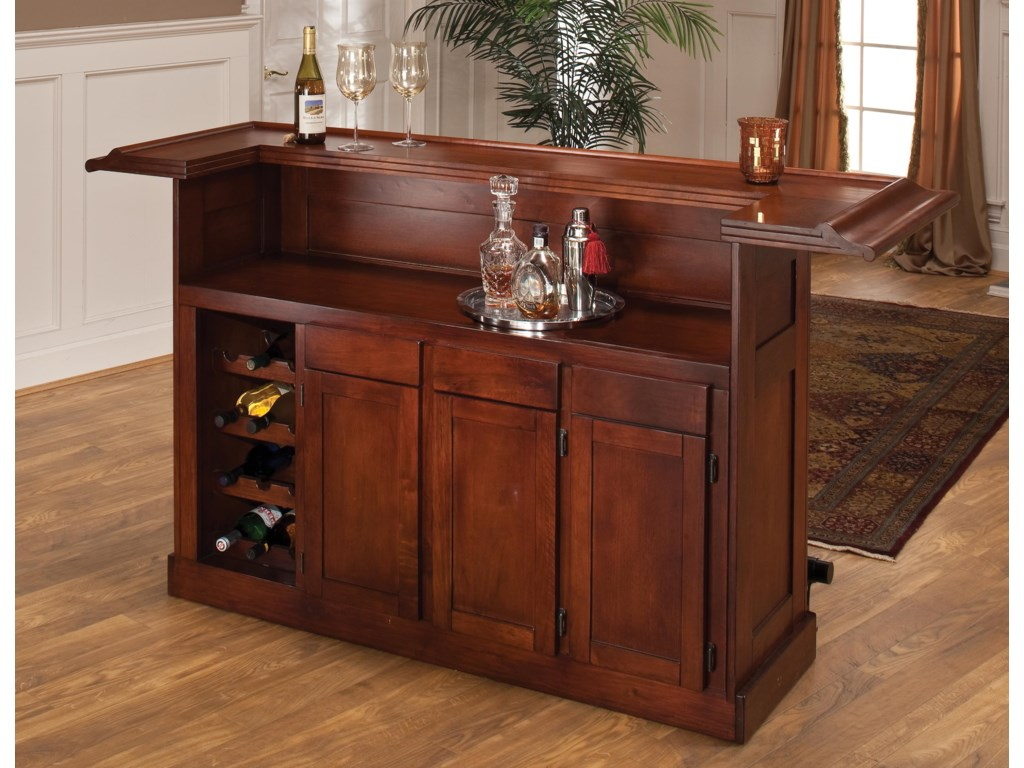 Hillsdale ClassicLarge Cherry Bar