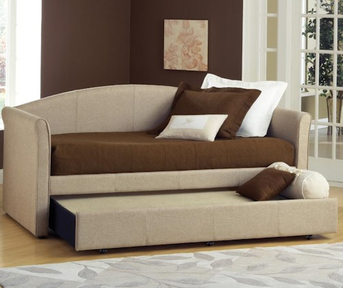 Hillsdale Daybeds Twin Siesta Daybed w/ Trundle