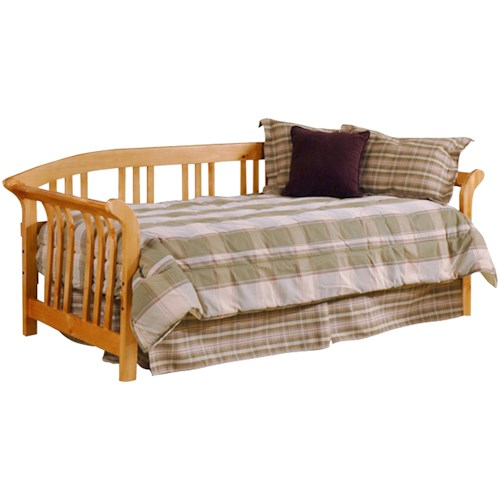 Hillsdale Daybeds Twin Dorchester Daybed - Suspension Deck Not Included