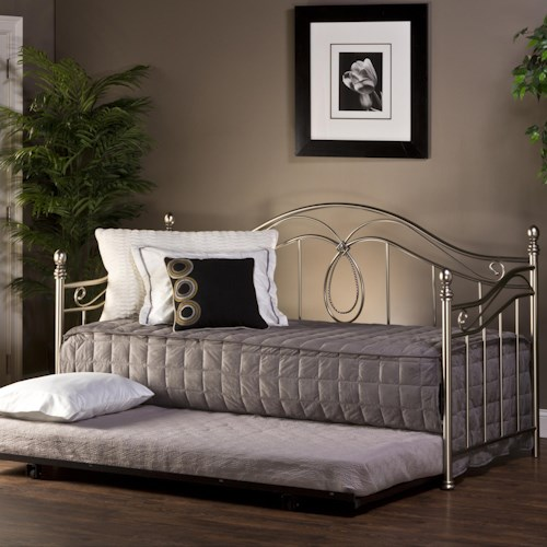 Hillsdale Daybeds Twin Milano Daybed with Trundle