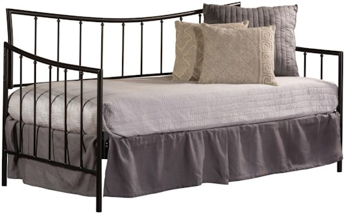 Hillsdale Daybeds Edgewood Daybed with Suspension Deck