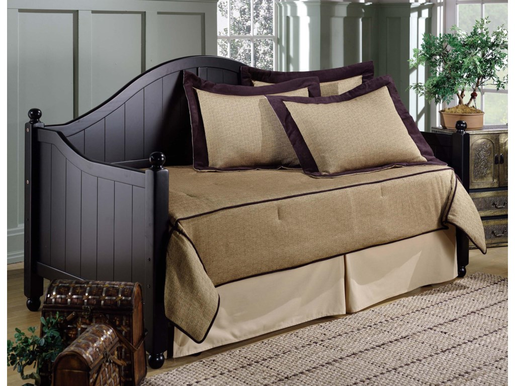 Hillsdale DaybedsDaybed with Suspension Deck and Trundle