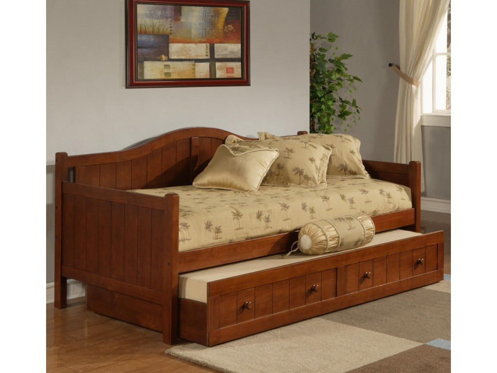 Hillsdale DaybedsTwin Staci Daybed with Trundle