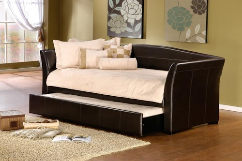 Hillsdale Daybeds Montgomery Daybed - Arms