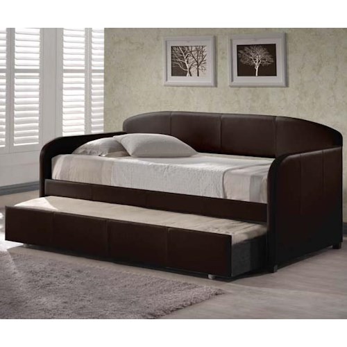 Hillsdale Daybeds Twin Shelby Daybed w/ Trundle