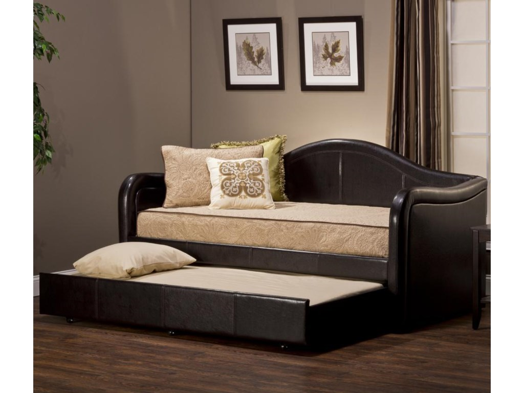 Hillsdale DaybedsTwin Brenton Daybed with Trundle