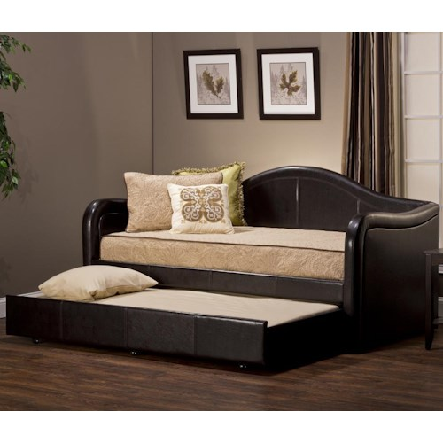 Hillsdale Daybeds Twin Brenton Daybed w/ Trundle