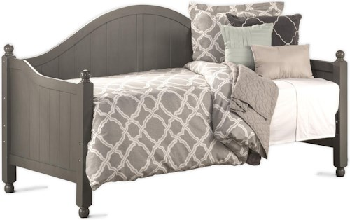 Hillsdale Daybeds Wooden Stone Colored Daybed