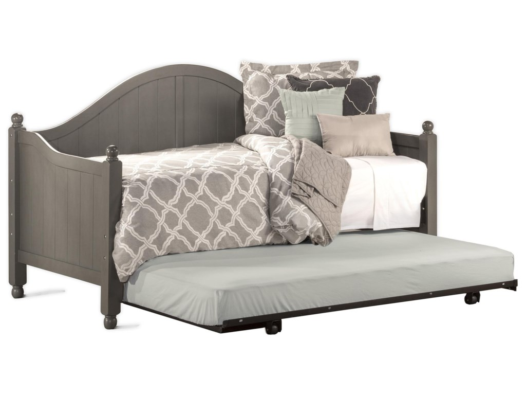 Hillsdale DaybedsWooden Daybed with Roll-Out Trundle