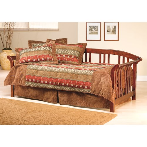 Hillsdale Daybeds Daybed w/Suspension Deck and Trundle